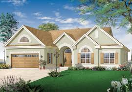 house plan 64986 at familyhomeplans com click here to see an even larger picture bungalow european florida mediterranean house plan