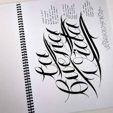 official tattoo script book by big solo 40 00 wholesale