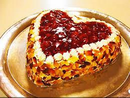 valentine u0027s heart cake original german recipe german food