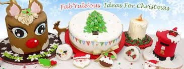 Christmas Cake Decorating Books by Cake Decorations