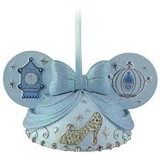 disney ariel mickey mouse ears hat ornament home