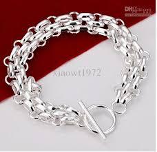 link men silver bracelet images Silver bracelet men 39 s silver bracelet 925 sterling silver link jpg