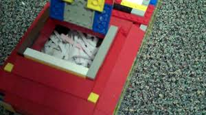 Built In Trash Compactor by Lego Trash Compactor Youtube