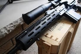 shooters supply black friday css carolina saiga rifle forearm ar style ventilated vepr