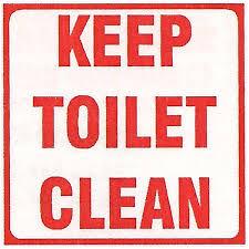Tandas Awam Yang Bersih Cerminkan Sifat Masyarakat