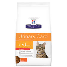 hill u0027s prescription diet c d multicare feline stress dry cat food