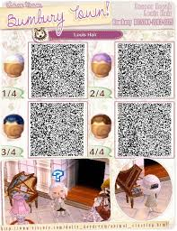 animal crossing new leaf qr code hairstyle the 25 best new leaf hair guide ideas on pinterest acnl hair
