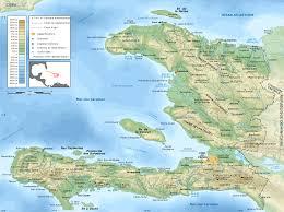 Arizona Elevation Map by File Haiti Topographic Map Fr Svg Wikimedia Commons