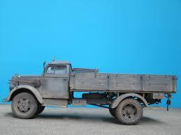 german opel blitz truck opel blitz kfz 305 u0026 zundapp ks750 w sidecar 1 24 finescale