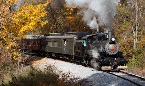 the everett railroad company rail freight and steam excursion