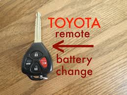 best car battery for toyota corolla how to toyota key fob remote keyless battery change replace