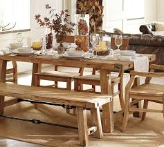 Dining Room Benches by Dining Tables Rustic Dining Table Bench Resort Style Dining