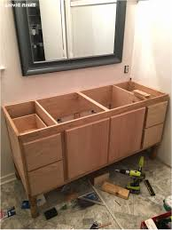 awesome homemade bathroom vanity lovely bathroom vanities ideas