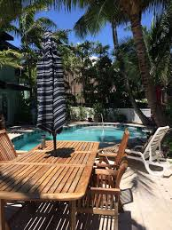 Poolside Table And Chairs Summer Specials Ask Beautiful Pool 75 Homeaway Hollywood Beach