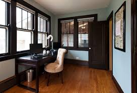 decorating with wood trim can be a challenge but these ideas and