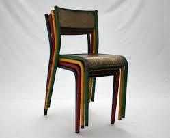chaise mullca chaise vintage école mullca 510 le vintage dans la peau