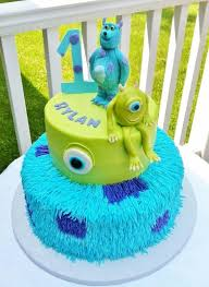 monsters monsters university cakes confections