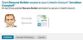 Resume Builder From Linkedin How To Create A Cv In 30 Seconds Using Your Linkedin Profile