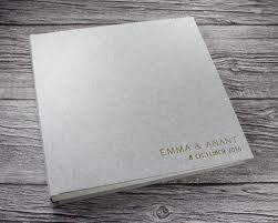 leather album company handmade leather photo albums guest books