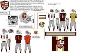 cleveland browns new uniforms fan submitted designs part 4