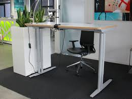 sit stand computer desk sit stand desks fuze business interiors