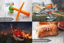 disney planes 2 inspired lunch snacks pt 1 dusty crophopper
