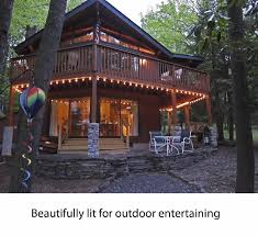bedroom rentals in the poconos central cabins to rent country