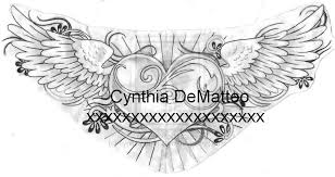 with wings design by cynthiardematteo on deviantart