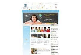education foundation web template pack from serif com