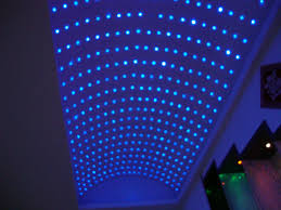 led star lights ceiling 30pcsx recessed mounted rgb color waterproof 0 3w decorate led star