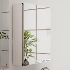 3 mirror medicine cabinet accessories mirrors alya bath t 580 3 mirror medicine cabinet