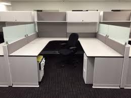 Herman Miller Reception Desk Refurbished Herman Miller Ethospace Workstations Used Cubicles