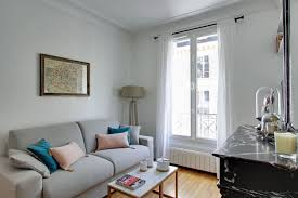 Parisian Living Room by Perfectly Paris Vacation Apartments Parisian Gem