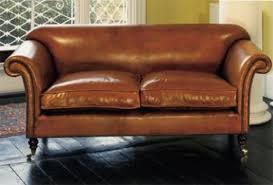 Vintage Leather Sofas Lovely Small Vintage Leather Sofa Uk With Interior Home Design