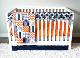 Orange Crib Bedding Orange Crib Bedding Set