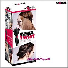 scunci twist instatwist insta twist by scunci hair braiding plait twisting