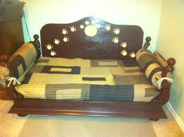 Dog Beds Made Out Of End Tables Coffee Table Into Dog Bed Worldtipitaka Org