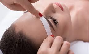 eyebrow waxing and nail salons near me waxing