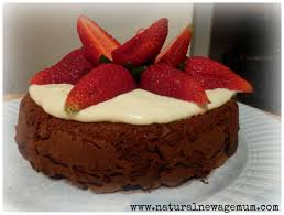healthy birthday cakes natural new age mum