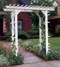 Garden Arch Plans by 53 Best Wedding Arbors Images On Pinterest Wedding Arbors Home