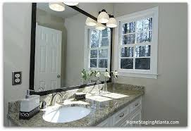 Staging Before And After by Home Staging Atlanta Before And After Pictures Bathrooms Part Iii