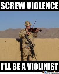 Violin Meme - i like to play the violin by xchris00 meme center
