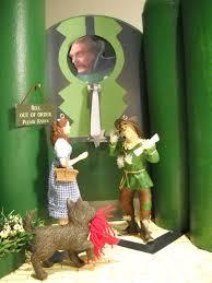 the door knocker works emerald gates wizard of oz