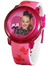 Pink Light Amazon Com Watches Girls Clothing Shoes U0026 Jewelry Wrist