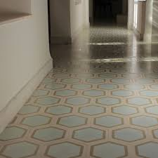Shower Floor Mosaic Tiles by Tile Perfect For Interior And Exterior Projects With Hexagon