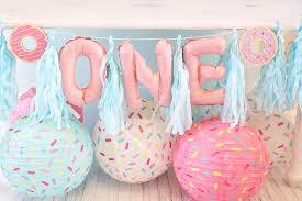 1st birthday party donut 1st birthday party donut party ideas s party plan it