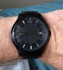 armani exchange black friday men u0027s armani exchange watch ax2104 watch shop com
