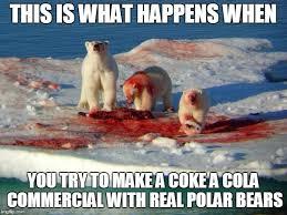 Coke Bear Meme - coke bears imgflip