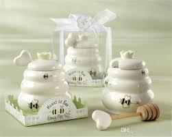 honey jar wedding favors ceramic meant to bee honey jar wedding favors and gifts for guests