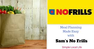 meal planning made easy with sam s no frills simple local